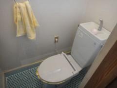 新人 公式ブログ/ビフォアフター K邸 トイレ完成  画像1