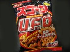 新人 公式ブログ/やきそばっ  UFO 画像1