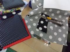 新人 公式ブログ/ファッションちぇ〜く  昨日のポケットチーフは 画像2