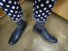 新人 公式ブログ/ファッションチェ〜ク 水玉シリーズその2 画像3