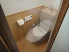 新人 公式ブログ/ビフォアフター K邸 トイレ完成  画像3