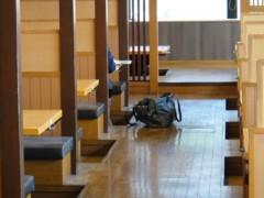 新人 公式ブログ/突貫工事 最終日 画像2