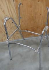 新人 公式ブログ/ビフォアフタ 家具再生 ひじ付椅子 最終章 画像2
