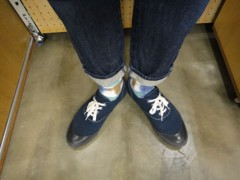 新人 公式ブログ/ファッションチェ〜ク デニモンデニム&ストライポンストライプ 画像2