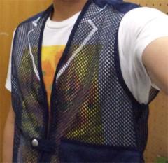 新人 公式ブログ/ファッションチェ〜ク  襟付きのベスト 画像1