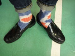 新人 公式ブログ/ファッションチェ〜ク  花柄 ジレ 画像2