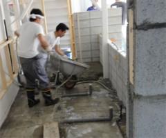 新人 公式ブログ/ビフォアフター MIX3 の巻9  左官工事 画像3