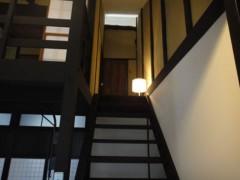 新人 公式ブログ/ビフォアフター  まどろみ の 町家 最終章 6 階段 画像2