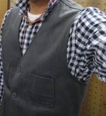 新人 公式ブログ/ファッションちぇ〜く 工房に入る 画像2
