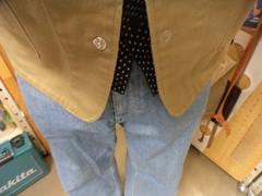 新人 公式ブログ/ファッションチェ〜く ボタンがっ 画像2
