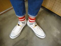 新人 公式ブログ/ファッションちぇ〜く 赤の 画像2
