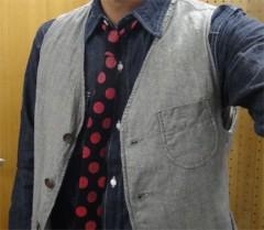 新人 公式ブログ/ファッションチェ〜く  水玉シリーズ 画像1