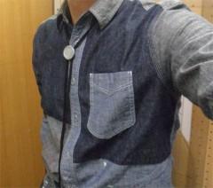 新人 公式ブログ/ファッションチェ〜く  作業中 画像1