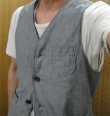 新人 公式ブログ/ふぁっしょんちぇ〜く  ネイビー 画像1