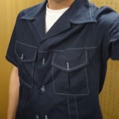 新人 公式ブログ/ファッションチェ〜ク 現場作業着 画像1