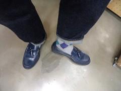 新人 公式ブログ/ファッションチェ〜く  アーガイルチェック 画像3