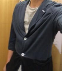 新人 公式ブログ/ファッションチェ〜く  バイカラー 画像1