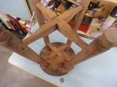 新人 公式ブログ/つぶれた椅子を買って 画像2