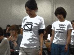 新人 公式ブログ/同志社女子  Tシャツデザインの巻 最終回 画像3
