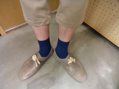 新人 公式ブログ/ファッションチェ〜く 青い 画像2