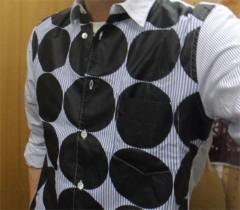 新人 公式ブログ/ファッションちぇ〜く これぞ水玉 画像1