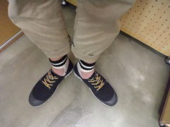 新人 公式ブログ/ファッションチェ〜く  バイカラー 画像3