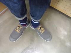 新人 公式ブログ/ファッションチェ〜く  青に 画像2
