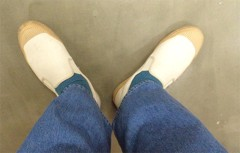 新人 公式ブログ/ファッションチェ〜く 白地に水玉 画像2