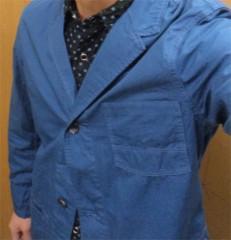 新人 公式ブログ/ファッションちぇ〜く  ブルー 画像1
