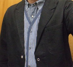 新人 公式ブログ/ファッションチェ〜く だいたいこんなんです 画像1