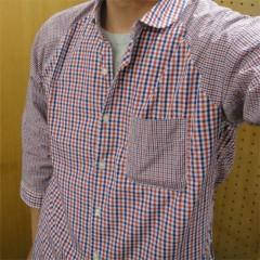 新人 公式ブログ/ファッションちぇ〜く  赤の〜 画像1