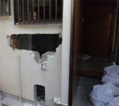 新人 公式ブログ/ビフォアフター O邸 解体 画像1