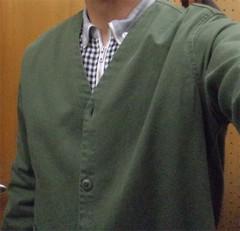 新人 公式ブログ/ファッションチェ〜く まだ涼しいので 画像1