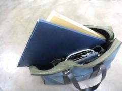 新人 公式ブログ/銀行マン風バッグのお問い合わせの返事 画像2