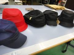 新人 公式ブログ/帽子開発中 もちろんLLもあるよ 画像2