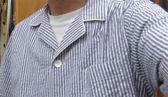 新人 公式ブログ/ファッションチェ〜く パジャマで出勤 画像1