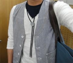 新人 公式ブログ/ふぁっしょんちぇ〜く  ヒッコリージレ 画像1