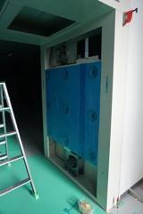 新人 公式ブログ/ビフォアフター  cstec 工場棟エアーシャワー 画像2