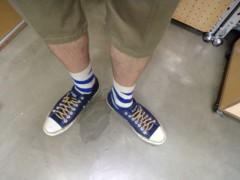 新人 公式ブログ/ファッションチェ〜く ブルーのベスト 画像2