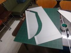 新人 公式ブログ/ビフォアフター 原寸型板 画像2