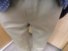 新人 公式ブログ/ファッションチェ〜く 水玉ジャケット 画像2
