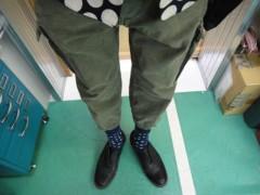 新人 公式ブログ/ファッションチェ〜ク  デートしてましたっ 画像2