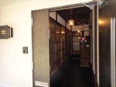 新人 公式ブログ/ビフォアフター  まどろみ の 町家 最終章 3  玄関 画像2