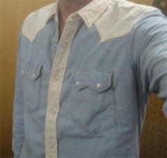 新人 公式ブログ/ファッションチェ〜く  ボーダーオンボーダー 画像1