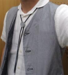 新人 公式ブログ/ファッションチェ〜く 寒いか暑いか 画像1