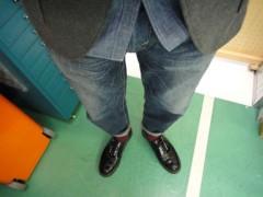 新人 公式ブログ/ファッションチェ〜ク 今日は図面の打ち合わせ 画像2
