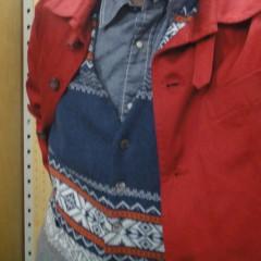 新人 公式ブログ/ファッションちぇ〜く 赤で気合をっ 画像2