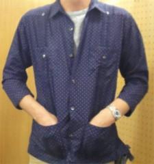 新人 公式ブログ/ファッションチェ〜く  7分袖 画像1