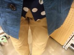 新人 公式ブログ/ファッションチェ〜ク  デートの装い 画像2