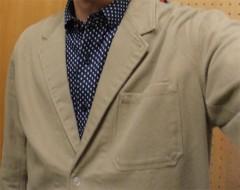 新人 公式ブログ/ファッションチェ〜く ボタンがっ 画像1